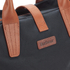 Barbour Women's Wax Shopper Bag - Navy: Image 4