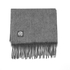 PS by Paul Smith Men's Half and Half Scarf - Grey: Image 2
