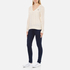 Polo Ralph Lauren Women's Kimberley Cashmere Blend Jumper - Cream: Image 4