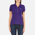 Polo Ralph Lauren Women's Julie Polo Shirt - Chalet Purple: Image 1