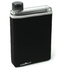 Cookut Manta Flat Isotherm Bottle 400ml - Black: Image 1
