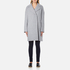 Sportmax Women's Asia Knee Length Coat - Grey: Image 1
