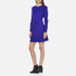 Sportmax Code Women's Argenta Bow Sleeve Dress - Cornflower Blue: Image 2