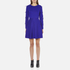 Sportmax Code Women's Argenta Bow Sleeve Dress - Cornflower Blue: Image 1