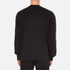 Alexander Wang Men's Embroidered Barcode Logo Sweatshirt - Black: Image 3