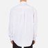 Alexander Wang Men's Relaxed Fit Casual Shirt with Label - White: Image 3
