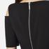 MICHAEL MICHAEL KORS Women's Structured Cut Out Dress - Black: Image 5