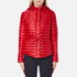 MICHAEL MICHAEL KORS Women's Packable Puffer Jacket - Red: Image 1