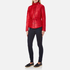MICHAEL MICHAEL KORS Women's Packable Puffer Jacket - Red: Image 4