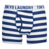 Tokyo Laundry Men's 2-Pack Yass Boxers - Black/Estate Blue: Image 2