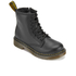 Dr. Martens Kids' Delaney Leather Lace Boots - Black: Image 2