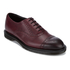 Dr. Martens Men's Morris Antique Temperley Brogues - Cherry Red: Image 2