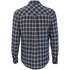 Craghoppers Men's Brigden Long Sleeve Shirt - Storm Navy Check: Image 2