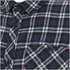 Craghoppers Men's Brigden Long Sleeve Shirt - Storm Navy Check: Image 3