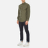 Polo Ralph Lauren Men's Long Sleeve Poplin Shirt - Rustic Sage: Image 4
