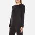 Samsoe & Samsoe Women's Shiga Long Sleeve Top - Black: Image 2
