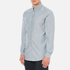 Lacoste Men's Long Sleeved City Shirt - Philippines Blue: Image 2