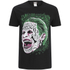 DC Comics Men's Suicide Squad Joker Head T-Shirt - Black: Image 1