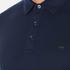 Michael Kors Men's Liquid Cotton Short Sleeve Polo Shirt - Midnight: Image 5