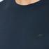Michael Kors Men's Sleek Mk Crew Neck T-Shirt - Midnight: Image 5