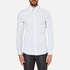 Michael Kors Men's Slim Fit Landon Long Sleeve Shirt - Ocean: Image 1