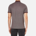 Michael Kors Men's Tipped Birdseye Polo Shirt - Burgundy: Image 3