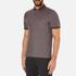 Michael Kors Men's Tipped Birdseye Polo Shirt - Burgundy: Image 2