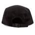 Maison Kitsuné Men's 5P Parisien Cap - Black: Image 3