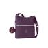 Kipling Women's Zamor Cross Body Bag - Plum Purple: Image 1
