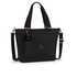 Kipling Women's Small Shopper Bag - Dazzling Black: Image 1