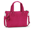 Kipling Women's Amiel Medium Handbag - Berry: Image 1