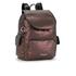 Kipling Women's City Pack Small Backpack - Plum Metal: Image 1