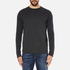 Selected Homme Men's Ludvig Long Sleeve Top - Caviar: Image 1