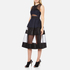Three Floor Women's Lucid Dreams Dress - Black/Midnight Blue: Image 2