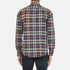 PS by Paul Smith Men's Checked Long Sleeve Shirt - Navy: Image 3