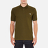 PS by Paul Smith Men's Regular Fit Zebra Polo Shirt - Khaki: Image 1