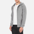 PS by Paul Smith Men's Hooded Zip Through Hoody - Grey: Image 2