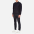 PS by Paul Smith Men's Crew Neck Sweatshirt - Navy: Image 4