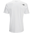 The North Face Men's Simple Dome T-Shirt - TNF White: Image 2
