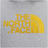 The North Face Men's Drew Peak Pullover Hoody - Heather Grey: Image 3