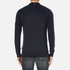 Superdry Men's Orange Label Knitted Polo Jumper - Eclipse Navy/Black Twist: Image 3