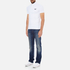 Superdry Men's Classic Pique Short Sleeve Polo Shirt - Optic: Image 4