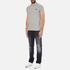 Superdry Men's Classic Pique Short Sleeve Polo Shirt - Grey Marl: Image 4