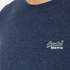 Superdry Men's Orange Label Crew Jumper - Dull Navy: Image 5