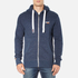Superdry Men's Orange Label Zip Hoody - Nautical Navy Grit: Image 1