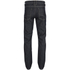 Brave Soul Men's Denton Slim Fit Jeans - Dark Indigo Wash: Image 2