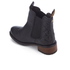Barbour Women's Latimer Leather Chelsea Boots - Black: Image 4