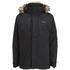 Jack Wolfskin Men's Ross Island 3-in-1 Jacket - Black: Image 1