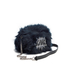 Karl Lagerfeld Women's K/Pop Fuzzi Cross Body Bag - Dark Sapphire: Image 3