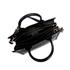 Karl Lagerfeld Women's K/Klassik Croco Tote Bag - Black: Image 5